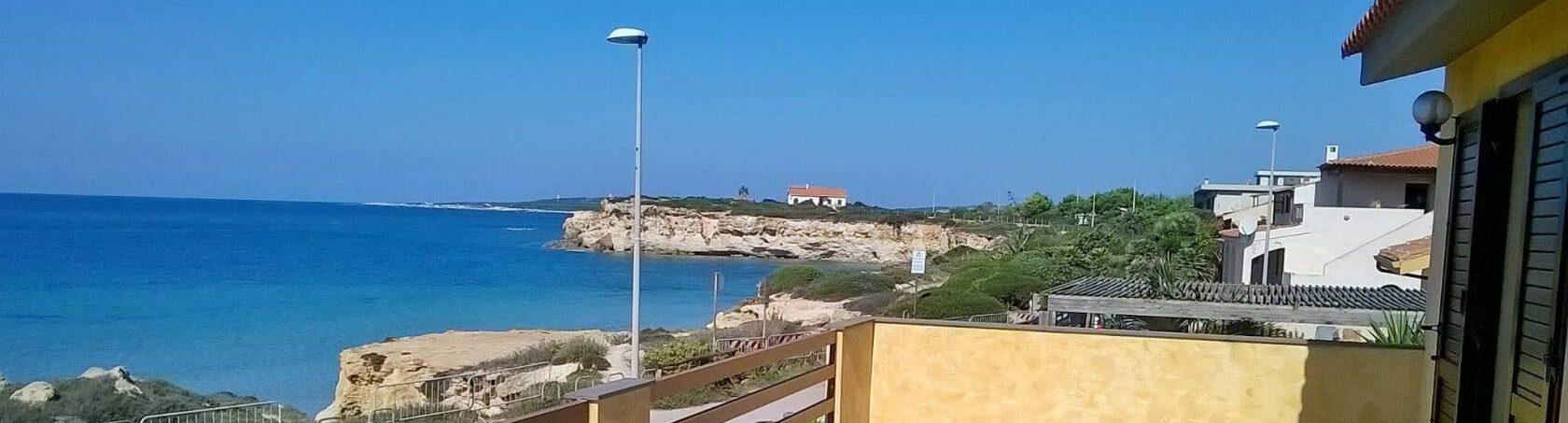 Proprietà immobiliari sul mare