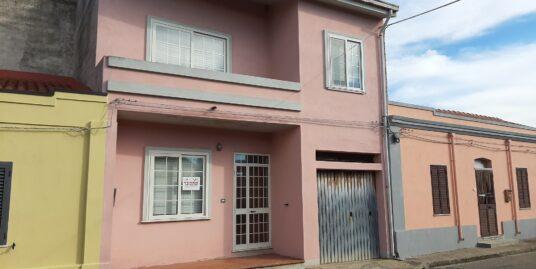 Abitazione indipendente con garage e cortile