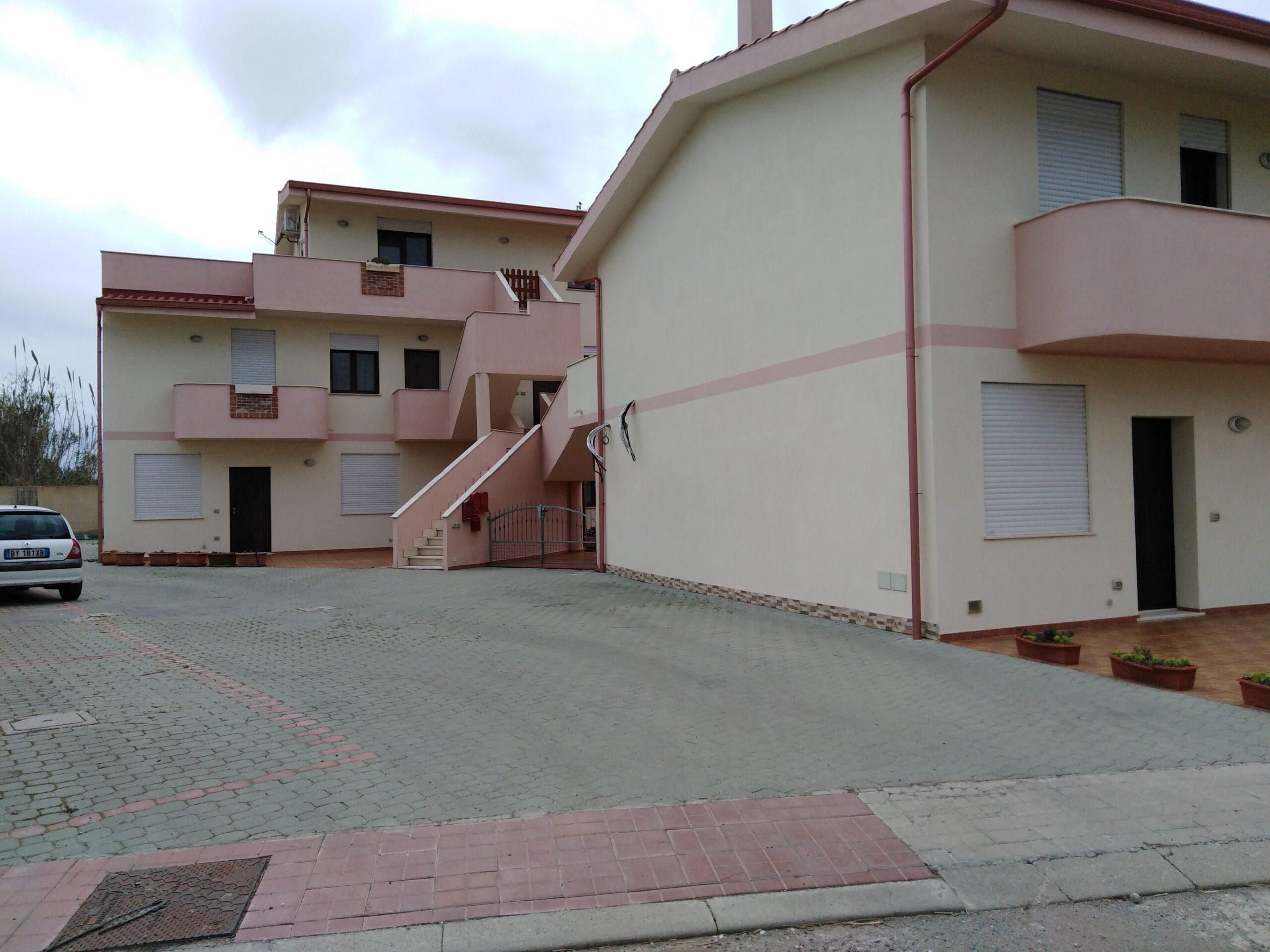 Appartamento panoramico in complesso immobiliare signorile